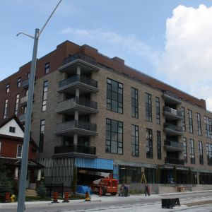 Cortes on King Condominium , Waterloo