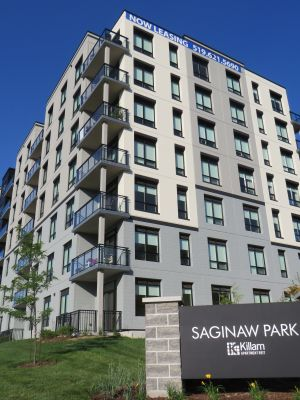 Saginaw II Apartment, Cambridge
